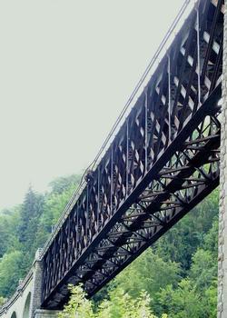 Ligne de chemin de fer des Hirondelles - Viaduc de Syam