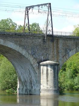 Creusebrücke Port-de-Piles