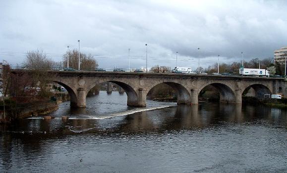 Pont de la Révolution, Limoges