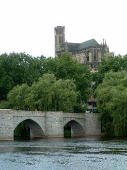 Pont Saint-Etienne & Cathédrale Saint-Etienne, Limoges