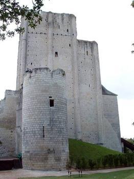 Château Sud, Loches