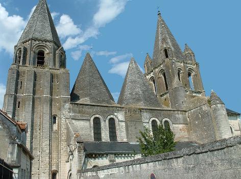 Loches - Eglise Saint-Ours - Ensemble