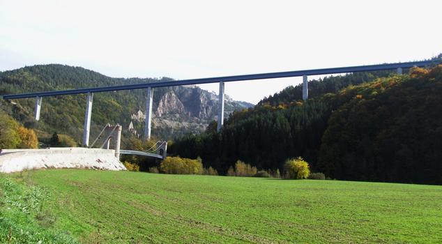 Lignon Viaduct & Confolent Bridge