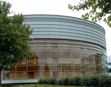 Nantes - Cité internationale des Congrès Nantes-Métropole - Grand auditorium