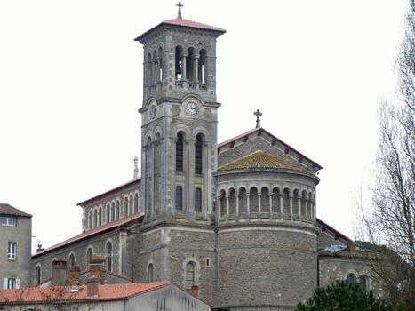 Clisson - Eglise Notre-Dame