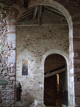 Saint-Philibert-de-Grand-Lieu - Abbatiale Saint-Philibert - Transept nord