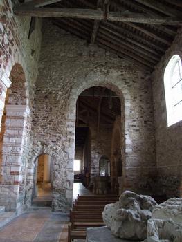 Saint-Philibert-de-Grand-Lieu - Abbatiale Saint-Philibert - Transept sud