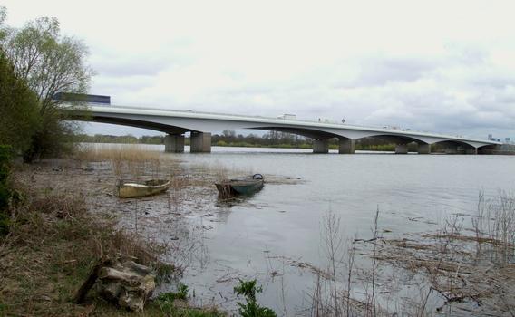 Bellevue-Brücke, Nantes