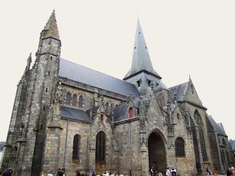Guérande - Collégiale Saint-Aubin