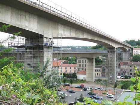 Terrenoire-Viadukt