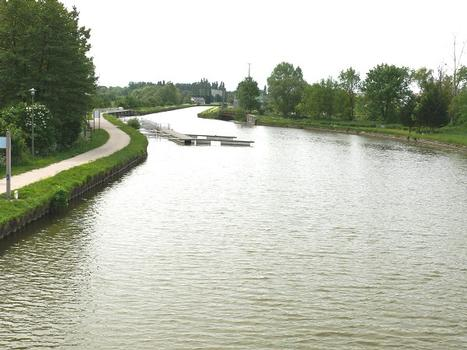 Briare-Kanal – Schleuse Buges