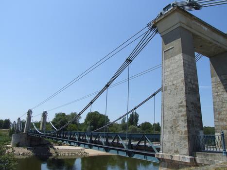 Pont suspendu de Châtillon-sur-Loire