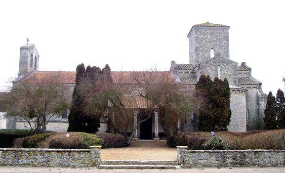 Karolinger-Oratorium in Germigny-des-Près