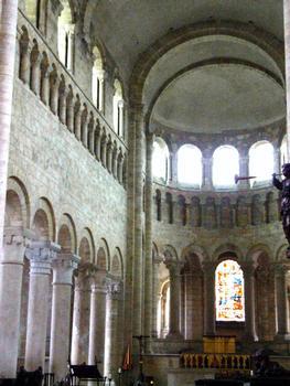 Abtei Sain-Benoît-sur-Loire