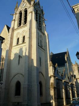 Montargis - Eglise de la Madeleine - Tour