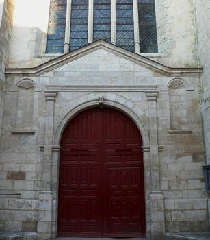 Montargis - Eglise de la Madeleine - Portail principal