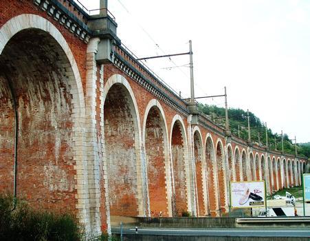 Fontanet Viaduct, Cahors.