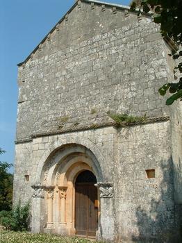 Eglise priorale Saint-Sardos de Laurenque