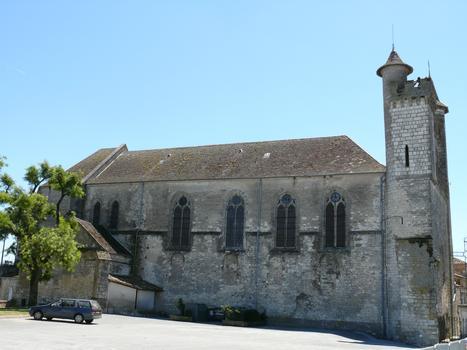 Monflanqin - Eglise Saint-André