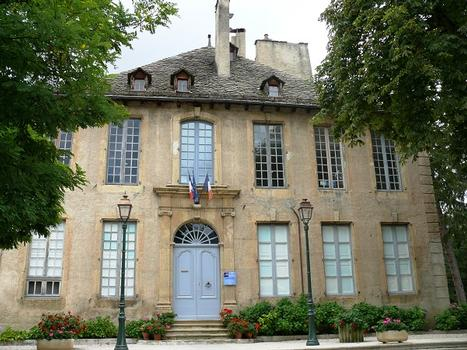 Marvejols - Hôtel de ville (ancien hôtel particulier)
