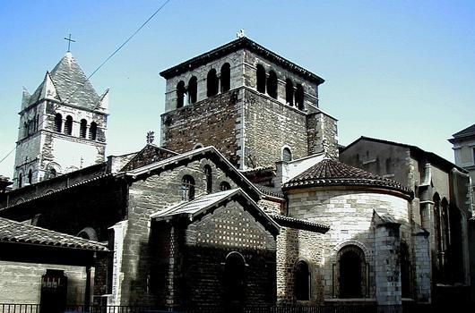 Lyon - Basilique Saint-Martin-d'Ainay - Chevet