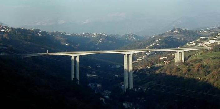 Viaduc du Magnan (Autoroute A8).