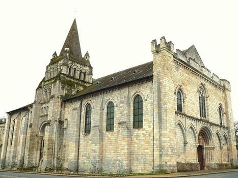 Eglise priorale Notre-Dame de Cunault
