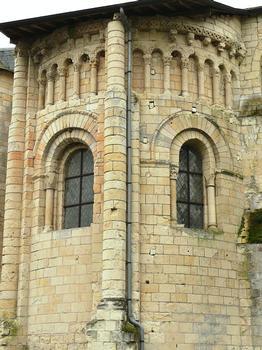 Eglise priorale Notre-Dame de Cunault - Absidiole