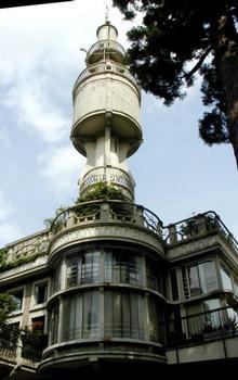 Maison HennebiqueEnsemble de la tour