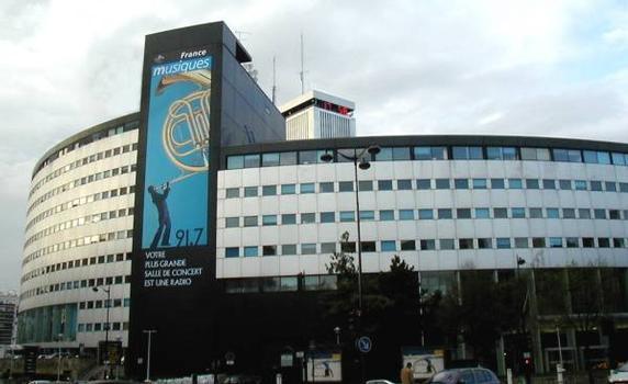 Maison de la Radio, Paris