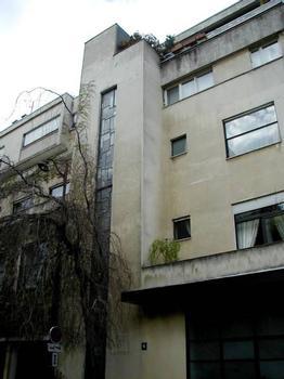 Immeuble du 4 rue Mallet-Stevens, Paris