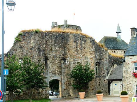 Château de Bricquebec