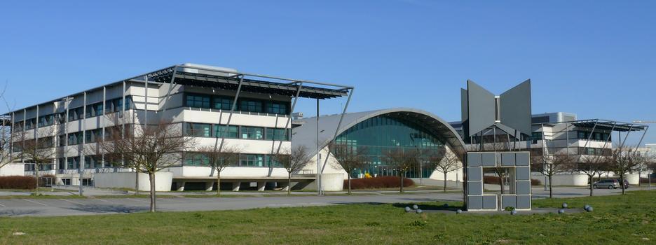 Reims - Europol'Agro - Centre de Physico-Chimie et Biotechnologies Agro-Industrielles (UFR Sciences Exactes et Naturelles - Bâtiment 18)