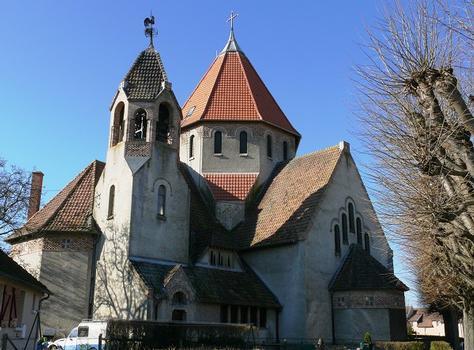 Reims - Eglise Saint-Nicaise