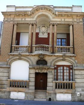 Reims - Maison 100 rue Clovis