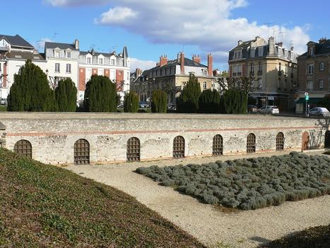 Reims - Cryptoportiques