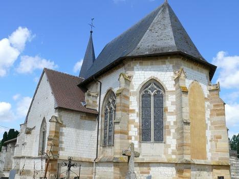 Ponthion - Eglise Saint-Symphorien