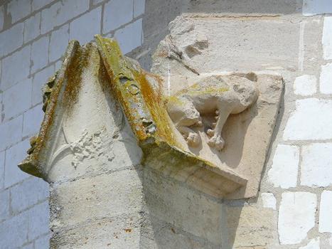 Ponthion - Eglise Saint-Symphorien - Détail