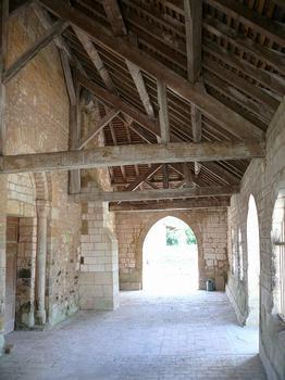 Ponthion - Eglise Saint-Symphorien - Le porche