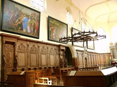 Eglise Saint-Sindulphe