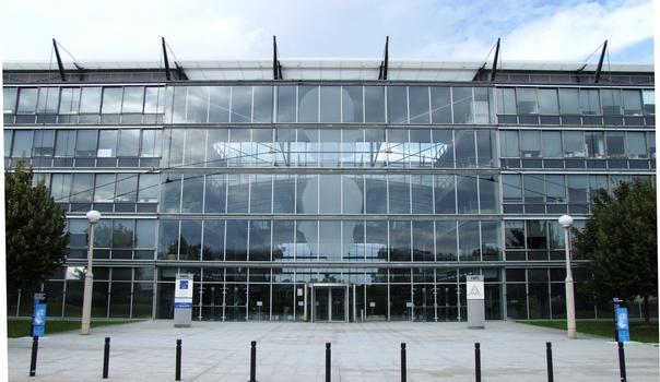 Ecole Nationale des Ponts et Chaussées - Entrée