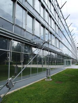 Ecole Nationale des Ponts et Chaussées - Façade