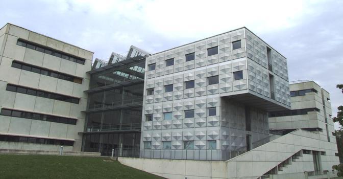 Ecole d'architecture de la Ville et des Territoitres, Marne-la-Vallée