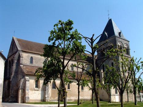 Vertus - Eglise Saint-Martin - Ensemble