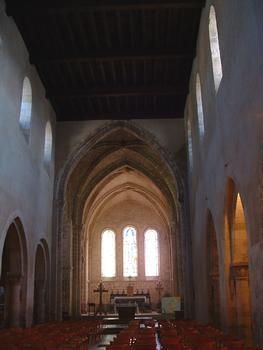 Vertus - Eglise Saint-Martin - Vaisseau central