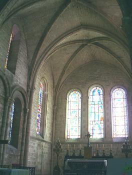 Vertus - Eglise Saint-Martin - Choeur