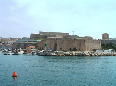Saint-Nicolas Fort, Marseilles