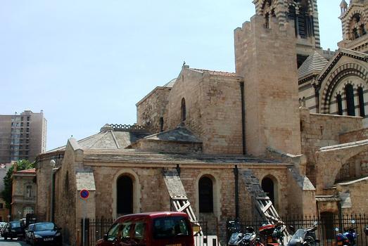 Ehemalige Kathedrale von Marseille