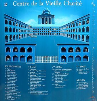 Centre de la Vieille Charité, Marseilles
