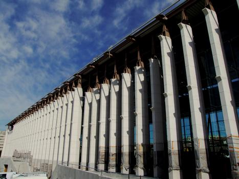 Marseille - Gare Saint-Charles Halle Honnorat